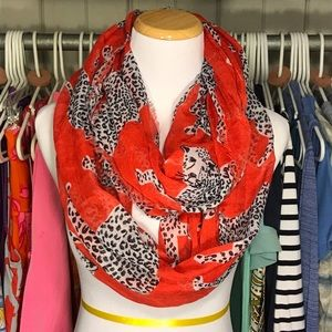 Cooperative Accessories - Cooperative Leopard Infinity Scarf