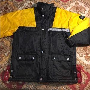 Perry Ellis Jackets   Coats - Vintage Perry Ellis America Parka x Puffer  Jacket b618a32f5
