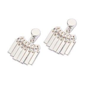 Jenny Bird Jewelry - Jenny Bird Silver Raya Ear Jackets