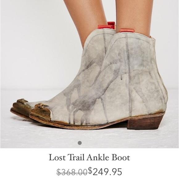 Lost Trail Ankle Boot Free People 1Pj4gEQ9q