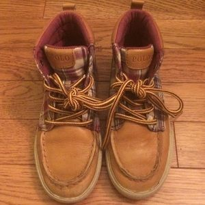 Polo by Ralph Lauren Other - Boys Polo Leather Boots