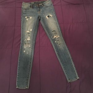 Denim - Ripped jeans size 26