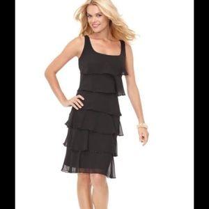 Patra Dresses & Skirts - Gorgeous, Flirty, Scalloped Dress SEE BONUS