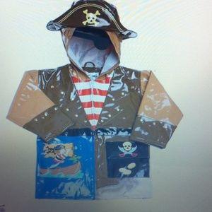 Kidorable Other - Kids Pirate Raincoat