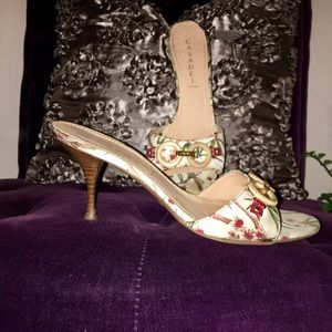 Casadei Shoes - 🌸CASADEI🌸VINTAGE SLIDES