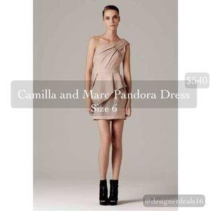 camilla & marc Dresses & Skirts - Like NEW camilla and marc Pandora Dress! Sz 6