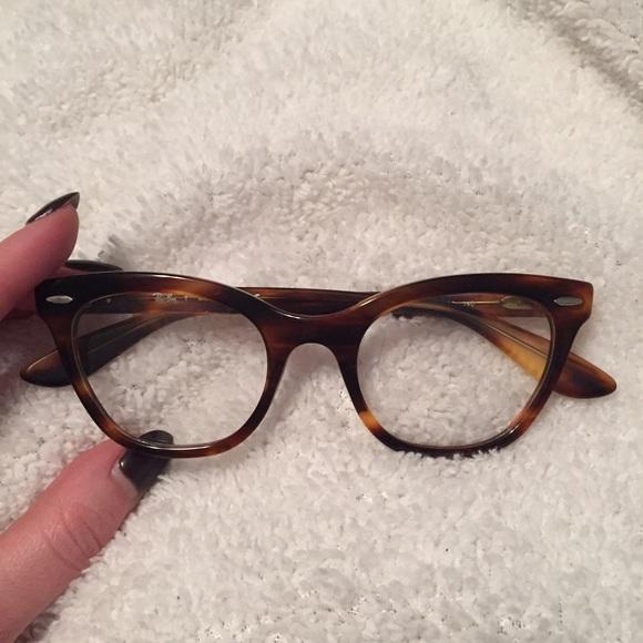 185c4e7b3a Ray-Ban cat eye glasses 5226 brown Havana. M 588969aa9c6fcfebe20107ab