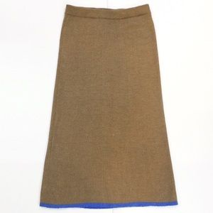 Oleg Cassini Dresses & Skirts - Oleg Cassini Wool Blend Midi Skirt