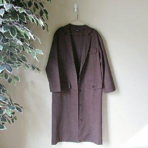 ASOS // Longline Blazer/Trench Coat