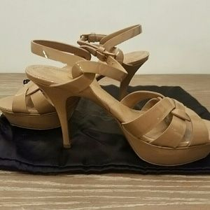 Yves Saint Laurent Shoes - Yves Saint Laurent Tribute Sandal