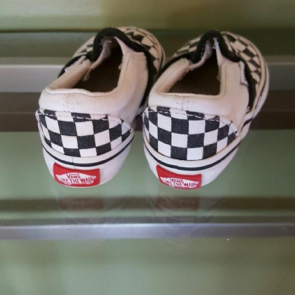 Chaussures Bébé Vans Pour Les Garçons Taille 4 Ma8VRP