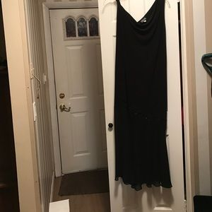 Onyx Dresses & Skirts - Black evening gown size 14