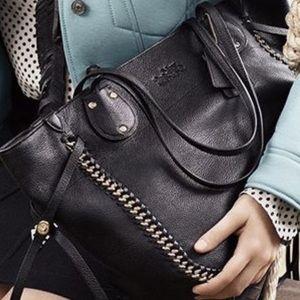 Coach Handbags - 🎉HP🎉NWOT Coach Tatum Leather Whiplash Tote 34398