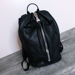 NWT Aimee Kestenberg Tamitha Leather Backpack