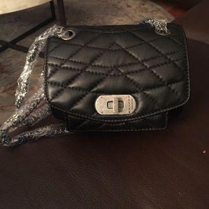 10.Deep Handbags - Zadig & Voltaire Quilted skinny love bag cake