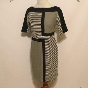 Just Taylor Striped Dress