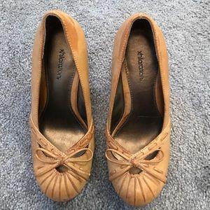 Xhilaration Shoes - Cream Xhilaration heels