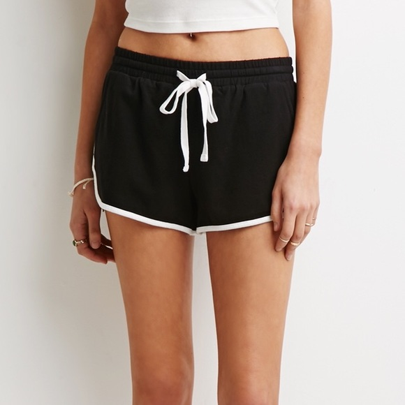 e66536a0f4a Forever 21 Pants - NWOT FOREVER 21 Cotton Shorts