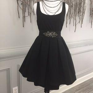 Ah-mazing ABS Black dress!!!!!