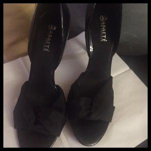 Abaete Shoes - Absentee heels