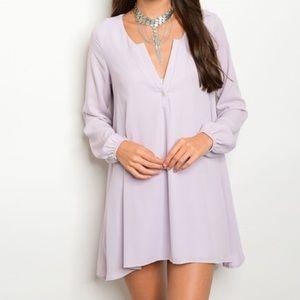ASOS Dresses & Skirts - New beautiful lavender tunic dress