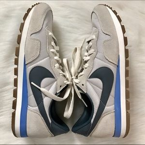 Nike Shoes - J.Crew Nike Vintage Air Pegasus 83 gray size 9.5