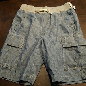 GAP Other - SALE 🔴Boys Chambray Denim Shorts NWT Sz 8 husky