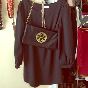 Long sleeve (3/4 sleeve) Black, Tobi Shift Dress