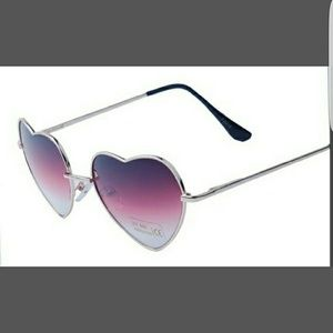 Accessories - Beautiful Heart Shaped Sunglasses