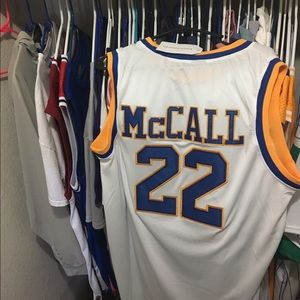 Jordan Other - Quincy McCall Crenshaw Home Jersey