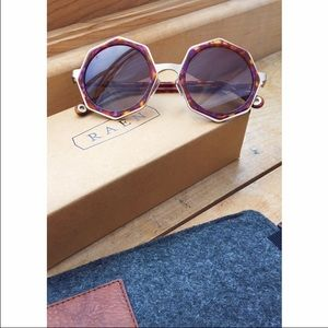 RAEN optics sunglasses new