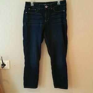 jordache Denim - Jordache super skinny crop jeans