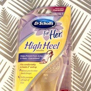 Dr. Scholl's Shoes - 🆕Dr. Scholl's High Heel Insoles. NIB