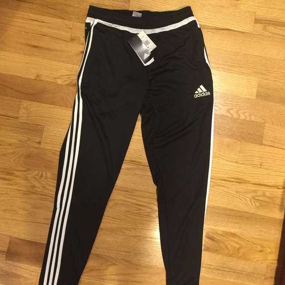 low priced c9bef 3a45d Mens adidas tiro 15 training climacool pants med NWT