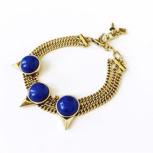 Jenny Bird Jewelry - Jenny Bird Gold Aurora Bracelet.