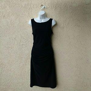 Norma Kamali Dresses & Skirts - Black Norma Kamali Kamalikulture Body Con LBD