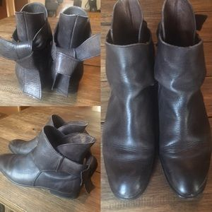H By Hudson Shoes - H by Hudson ankle booties