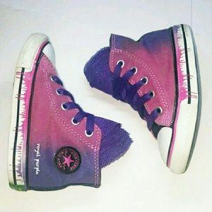 Converse Other - CRAYOLA GIRLS ALL STAR CHUCK TAYLOR Hi top 7