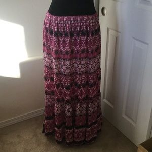 Jaclyn Smith Dresses & Skirts - Jaclyn Smith Maxi Skirt