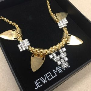 Jewelmint Jewelry - Jewelmint gold and silver necklace