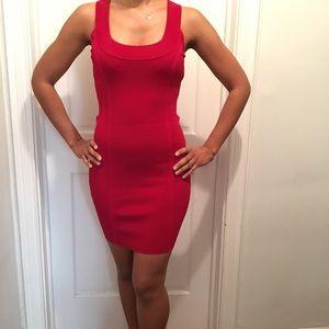 ✨✨HP✨✨ ❤️ Red Hot BCBG Dress ❤️