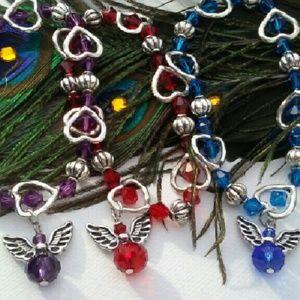 Jewelry - 💕BIRTHSTONE ANGELS💕