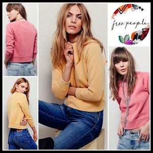 Free People Tops - FREE PEOPLE PULLOVER
