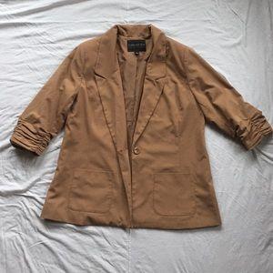 Forever 21 Jackets & Blazers - Tan blazer