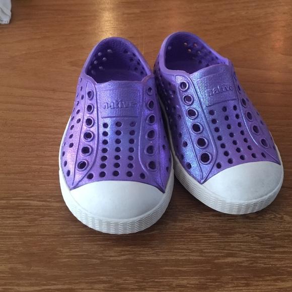 Native Jefferson Kids Shoe