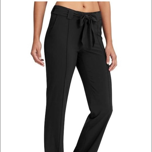 1a51c4da1 NWT Athleta Destination Wide Leg Pant