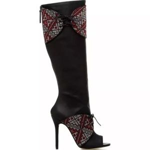 GX by Gwen Stefani Shoes - GX Gwen Stefani Black women's boots