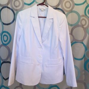 Dress Barn Jackets & Blazers - Dressbarn blazer white never worn size 8