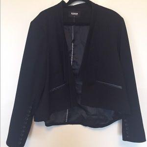 Carmakoma Jackets & Blazers - Carmakoma Perfect Black Blazer | Tuxedo Style
