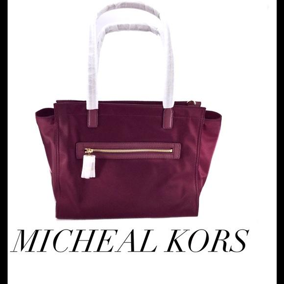 62483bcea94dff Michael Kors Bags | Nwt Janie Large Tote | Poshmark